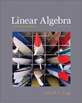 solution manual for Linear Algebra and Its Applications 4th Edition的图片 1