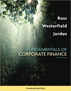 solution manual for Fundamentals of Corporate Finance 9th Standard Edition