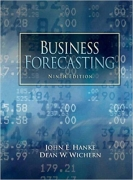 solution manual for Business Forecasting 9th Edition