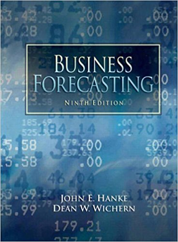 solution manual for Business Forecasting 9th Edition的图片 1