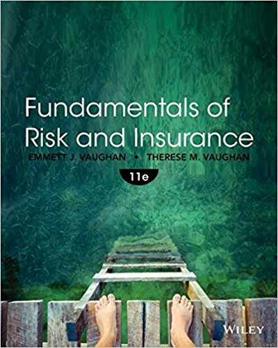solution manual for Fundamentals of Risk and Insurance 11th Edition的图片 1