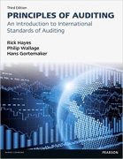 solution manual for Principles of Auditing: An Introduction to International Standards on Auditing 3rd Edition