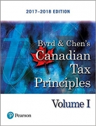 solution manual for Canadian Tax Principles 2017-2018 Edition