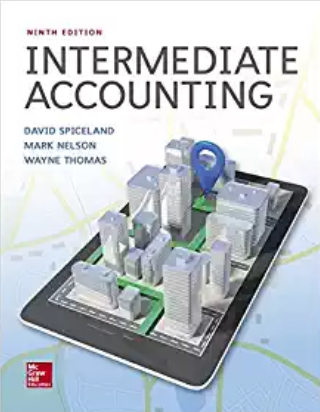 test bank for Intermediate Accounting 9th Edition的图片 1