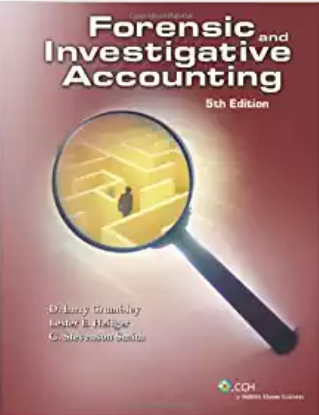 test bank for Forensic & Investigative Accounting 5th Edition的图片 1