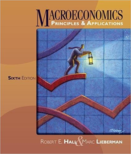 test bank for Macroeconomics: Principles and Applications 6th Edition的图片 1