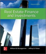 solution manual for Real Estate Finance & Investments 15th Edition
