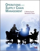 solution manual for Operations and Supply Chain Management 14th Edition