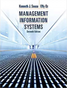 solution manual for Management Information Systems 7th Edition