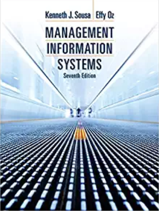 solution manual for Management Information Systems 7th Edition的图片 1