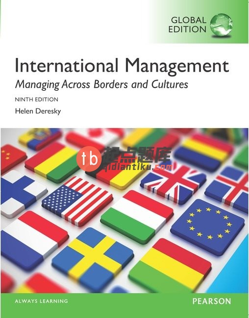 solution manual for International Management: Managing Across Borders and Cultures, Text and Cases 9th Global Edition的图片 1