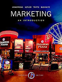 test bank for Marketing: An Introduction 6th Canadian Edition的图片 1