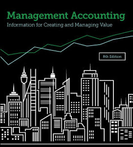 solution manual for Management Accounting: Information for creating and managing value 8th Edition的图片 1
