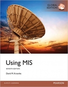 solution manual for Using MIS 7th Global Edition