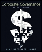 test bank and solution manual for Corporate Governance 3rd Edition