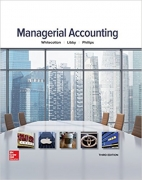 solution manual for Managerial Accounting 3rd Edition