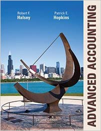 test bank for Advanced Accounting 2nd Edition by Halsey Hopkins的图片 1
