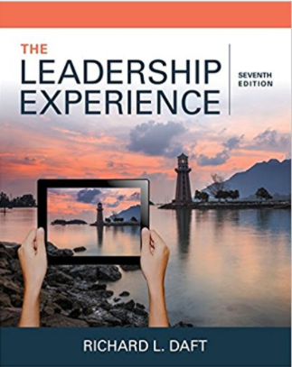 test bank for The Leadership Experience 7th Edition的图片 1