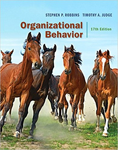 solution manual for Organizational Behavior 17th Edition的图片 1