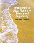 solution manual for Introduction to Linear Algebra for Science and Engineering 2nd Edition