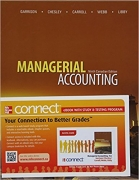solution manual for Managerial Accounting 9th Canadian Edition