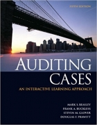 solution manual for Auditing Cases: An Interactive Learning Approach 5th Edition