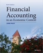 test bank for Financial Accounting in an Economic Context 9th edition