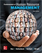 test bank for Fundamentals of Human Resource Management 6th Edition