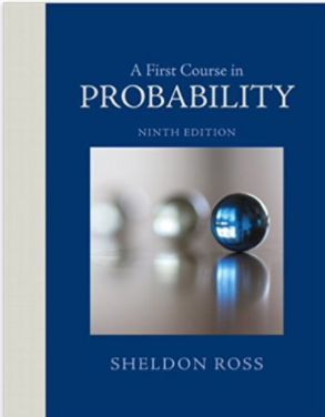 solution manual for A First Course in Probability 9th Edition的图片 1