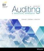 test bank for Auditing: A Practical Approach 3rd Edition
