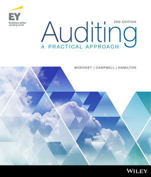 solution manual for Auditing: A Practical Approach 3rd Edition的图片 1