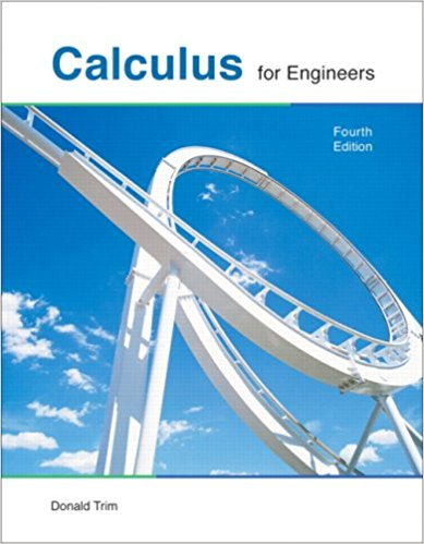 solution manual for Calculus for Engineers 4th Edition的图片 1