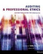 test bank for Auditing and Professional Ethics CQUniversity