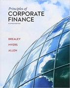 solution manual for Principles of Corporate Finance 11th Edition