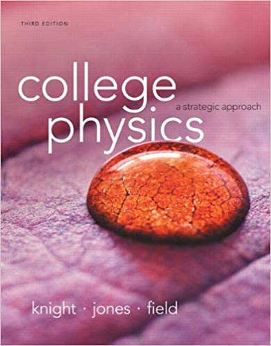 solution manual for College Physics: A Strategic Approach 3rd Edition的图片 1