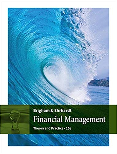 test bank for Financial Management: Theory and Practice 15th Edition的图片 1