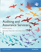 test bank for Auditing and Assurance Services 16th Global Edition