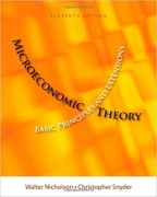 solution manual for Microeconomic Theory: Basic Principles and Extensions 11th Edition