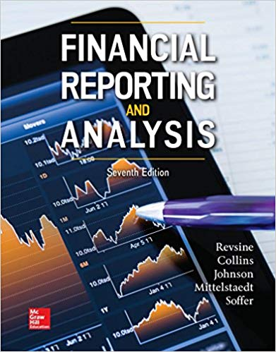 solution manual for Financial Reporting and Analysis 7th Edition的图片 1