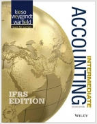 solution manual for Intermediate Accounting: IFRS 2nd Edition