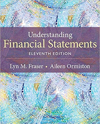 solution manual for Understanding Financial Statements 11th Edition的图片 1
