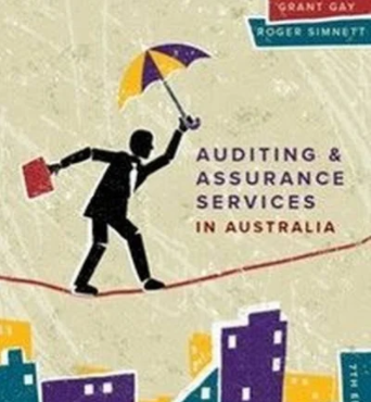 solution manual for Auditing and Assurance Services In Australia 7th Edition的图片 1