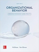 solution manual for Organizational Behavior 8th Edition