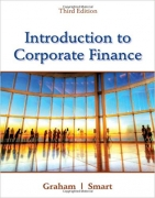 solution manual for Introduction to Corporate Finance: What Companies Do 3rd Edition