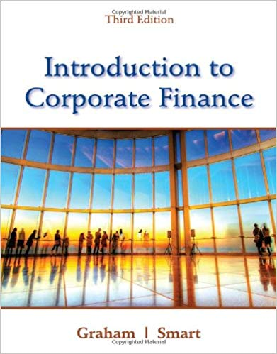 solution manual for Introduction to Corporate Finance: What Companies Do 3rd Edition的图片 1