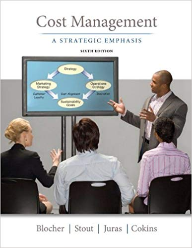 test bank for Cost Management: A Strategic Emphasis 6th Edition的图片 1