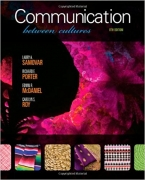 test bank for Communication Between Cultures 8th Edition