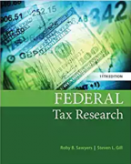 test bank for Federal Tax Research 11th Edition