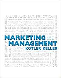 test bank for Marketing Management 15th Edition的图片 1