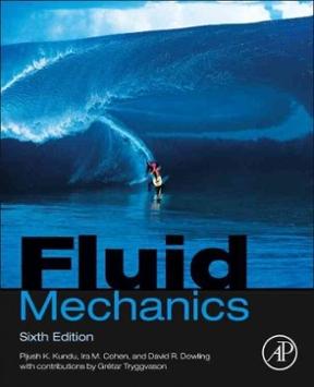 solution manual for Fluid Mechanics 6th edition的图片 1